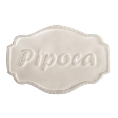 TAGS BISCUIT PIPOCA 8,5XCM X 6CM